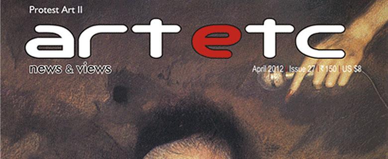 Art Etc. magazine April 2012