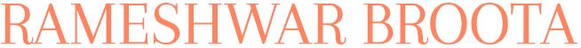 Rameshwar Broota Retina Logo