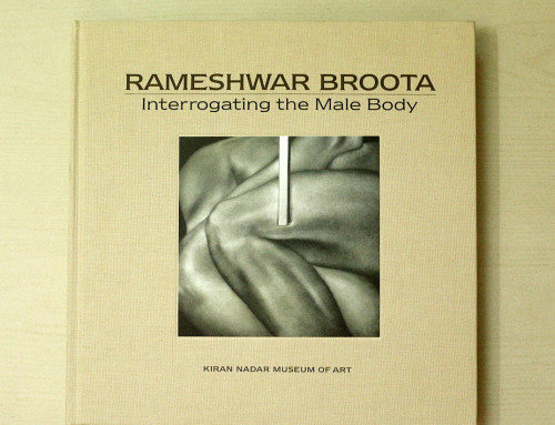 "A Chapter from the book ""Rameshwar Broota: A Retrospective"""
