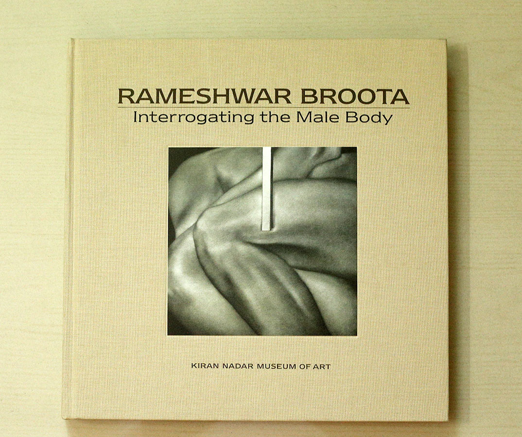 """Rameshwar Broota: A Retrospective"" - book published by KNMA"