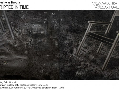 Scripted in Time – Ongoing Exhibition
