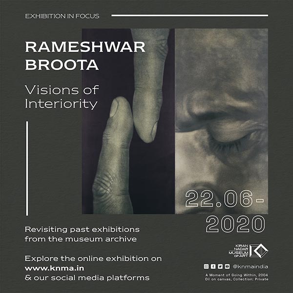 Rameshwar Broota - Online exhibition on KNMA.in